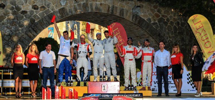 Constálica Rallye Vouzela com uma imensidão de novidades