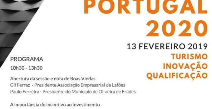Sessão de esclarecimento Portugal 2020