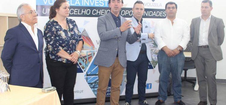 Inauguração da C@deia – Incubadora de empresas de Vouzela