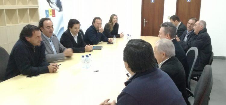 Reunião AEL – Municípios da região de Lafões
