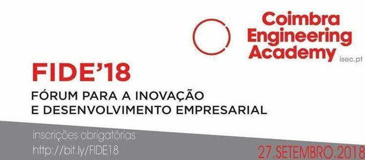 Coimbra acolhe Fórum para a Inovação e Desenvolvimento Empresarial