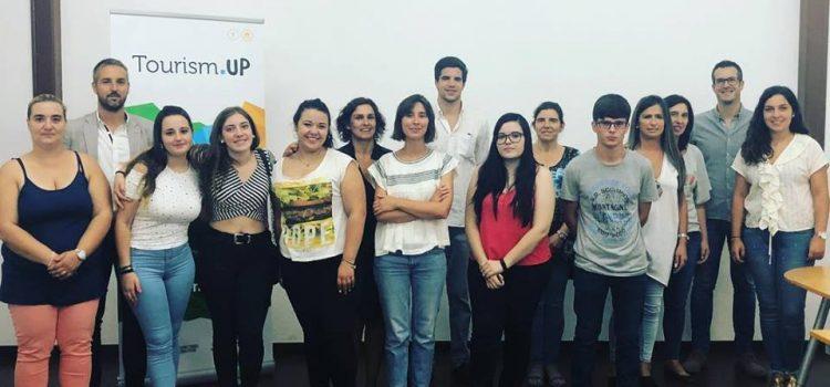 Tourism Up – Oficina de empreendedorismo em Vouzela