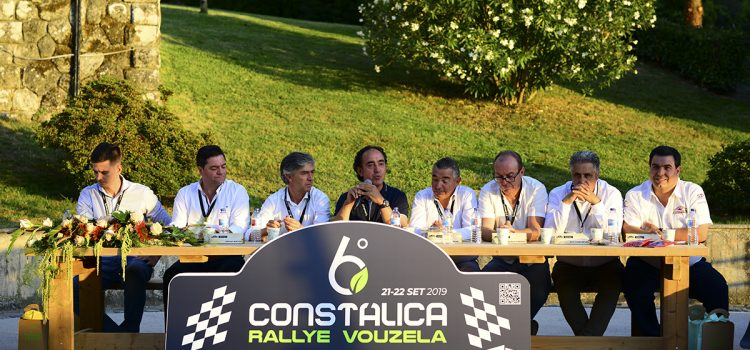 Sinal Verde para o Constálica Rallye Vouzela
